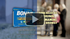 Bonine Motion Sickness Box Picture