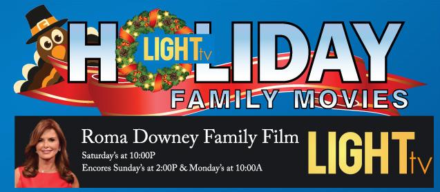 Roma Downey Family Film Logo