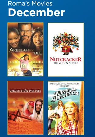 December Movie List