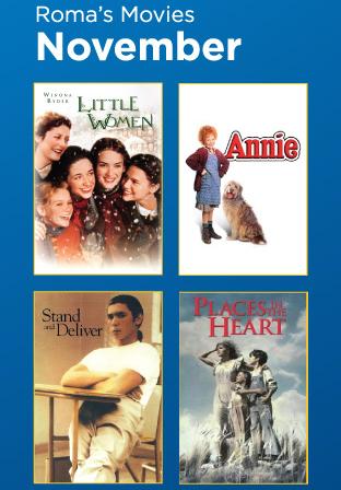 November Movie List