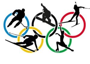 Winter Olympics Logo