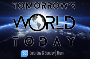 Tomorrow's World Day Image Science Channel